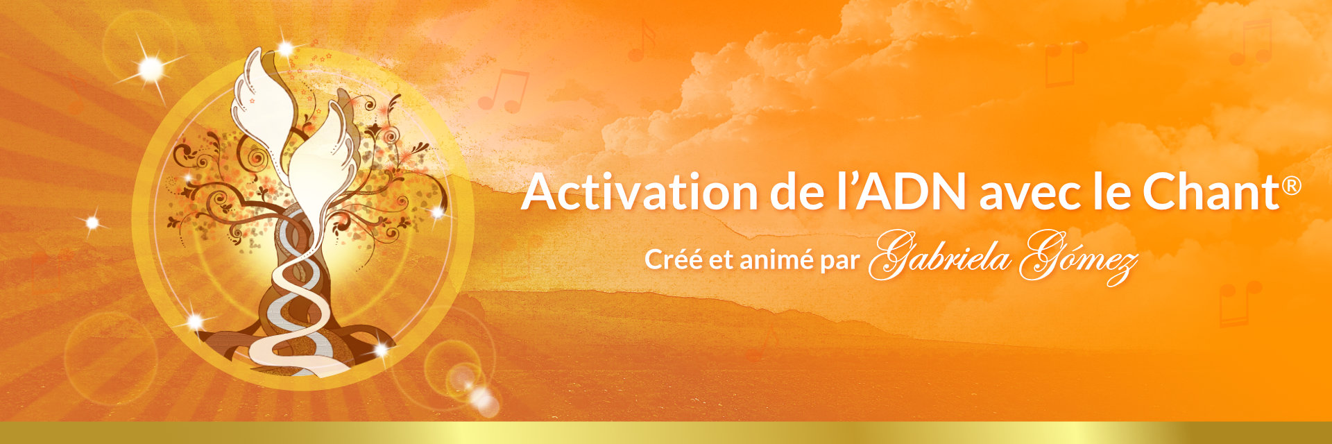 Activation de l'ADN avec le Chant®