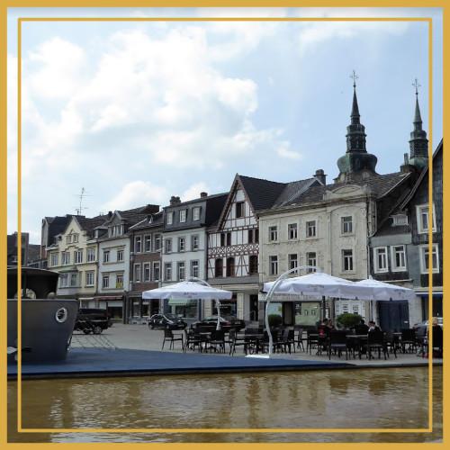 19 mai - Activation du Corps Solaire® à Eupen (Belgique)